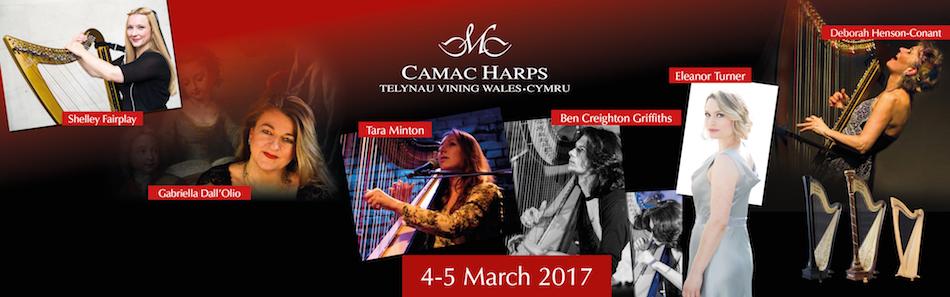 Cardiff Camac Harp Weekend