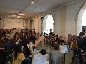 2. Journées de la harpe à Beaune