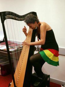 Deborah Henson-Conant in Hong Kong