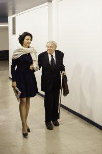 Isabelle Moretti, Jean-Michel Damase