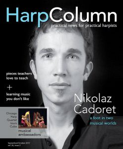 Harp Column September October 2017