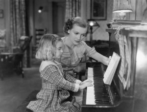Middle Class Piano lessons