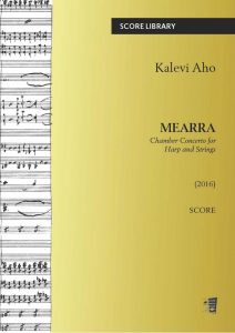 'Mearra': Chamber Concerto for Harp and Strings