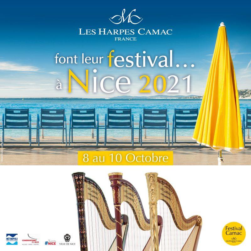 Festival Camac à Nice 2021